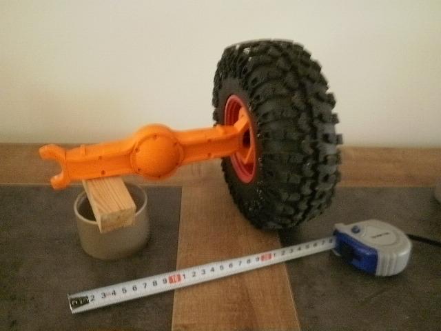 construction XERION echelle 1/8em R/C P12200051