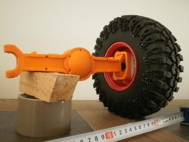 construction XERION echelle 1/8em R/C P12200061